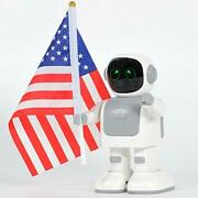 Echeers Spaceman Programmable Robot Toys Remote Control On App- Follow Music ...