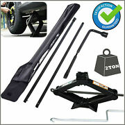Spare Tire Lug Wrench Tool Kit For 03-07 Ford Super Duty F250 F350and Scissor Jack