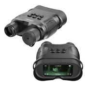 Day And Night 1pc Binocular Digital Night Vision With Hd Video Recording Infrared