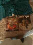 2 Art Books Drawing Simplified, Foster, And How To Do Still Life, Franks. Pb.