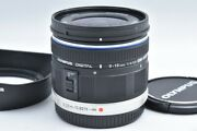 Exc++ Olympus For M4/3 Mount M.zuiko Digital Ed 9-18mm F4-5.6 From Japan 250