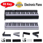 88 Key Foldable Keyboard Piano Electronic Wireless Connection For Music Lovers