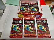 10 Packet Trading Cards World Cup Germany 2006 Rookie Messi-ronaldo