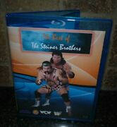 The Best Of The Steiner Brothers Rick Scott Wwf Nwa Jcp Bluray Wcwandnbsphistory 89-01