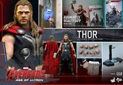 Hot Toys Mms 306 Avengers Age Of Ultron Thor 1/6 Collectible Figure