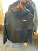 Womenand039s Carto Tri-climate Jacket Color Tnf Black Size Xx-large 2xl