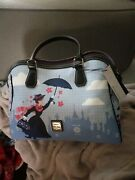 Disney Dooney And Bourke Mary Poppins Tote