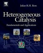 Heterogeneous Catalysis New Elsevier Science And Technology Paperback Softback
