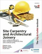 City And Guilds Textbook Site Carpentry And Architectural Joinery For The Level