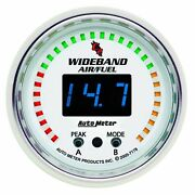 Autometer For C2 Series Wideband 2-1/16in Size Digital Air/fuel Ratio Gauge 7178
