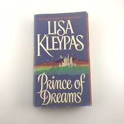 1st Edition Of Dreams By Lisa Kleypas Paperback 1995 With Stepback