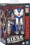 Hasbro Toys War For Cybertron Siege Deluxe Mirage New In Stock Misb