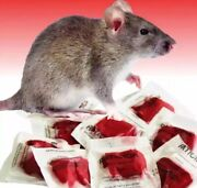 This Stuff Really Works 35 Packs Rat Mouse Rodent Bait / Poison 1 Best Seller