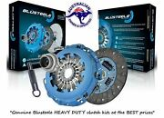 Heavy Duty Clutch Kit For Isuzu Dmax And Holden Rodeo 3.0ltr 4jj1-tc 2013-