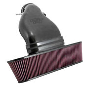 Kandn Engineering Cold Air Intakes Kn 63 Aircharger Intake - Part 63-3080