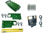 Hood/panel/decal/front Grill Am128986 Am128983 Am116207fits John Deere425 Up S/n