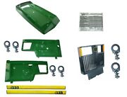 Hood/panel/decal/front Grill Am128986 Am128983 Am116207fits John Deere445 Up S/n