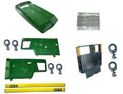 Hood/panel/decal/front Grill Am128986 Am128983 Am116207fits John Deere455 Up S/n