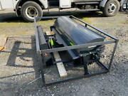 New Wolverine Skid Steer Sweeper Attachment T