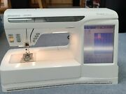 Husqvarna Viking Designer Se Sewing And Embroidery Machine - Only 19 Used Hours