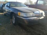 Driver Front Door Thru 11/29/98 Fits 98-99 Lincoln And Town Car 1092829