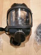 Brand New Gas Mask With 2 New Cbrn Filters