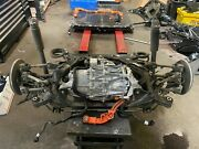 Tesla Model 3 Suspension Motor Engine Drivetrain Gearbox