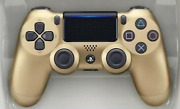 New Sony Dualshock 4 Wireless Controller For Playstation 4 Ps4- Gold