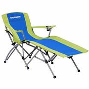 Fundango Folding Lounge Chairs For Outside Heavy Duty Patio Deck Chairs Chaise