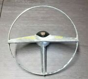 1958 Buick Power Steering Horn Ring Button 1182293