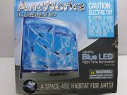Fascinations Antworks A Lighted Space-age Gel Habitat For Antsandnbsp