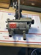 Atlas Craftsman Commercial 12 Lathe Quick Change Gear Assembly