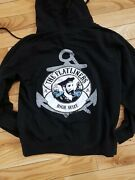 The Flatliners Hoodie Size Medium Nofx Punk Fat Wreck Chords Hot Water Music