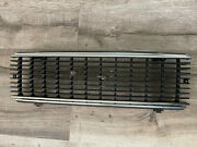 Rare Chevy Luv Truck Front Grille Two Headlight 1972 1973 1974 1975 1976 1977 79