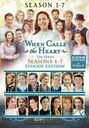 When Calls The Heart The Series Seasons 1-7 Episode Edition Dvd