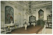 Dining Room At Huis Ten Bosch The Hague And039s Gravenhage Netherlands Postcard