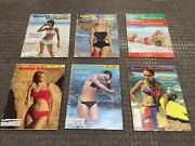 Vintage All 1960andrsquos Sports Illustrated Swimsuit Issues Six 1960s One Stop Shop Si