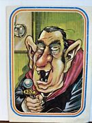 Vintage Trading Card. 1985 Garbage Pale Kids 29 Henry The Horrible Tc103