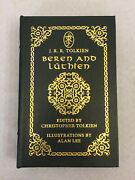 Beren And Luthien By Jrr Tolkien Easton Press Leather Illustrated By Alan Lee