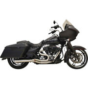 Bassani Long Road Rage Iii 2-into-1 System - 1f18ss No Ship To Ca