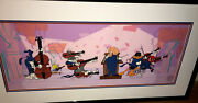 Warner Brothers Cel And Promo Quintet Insectes Bunny Daffy Rare Signandeacute Chuck Jones