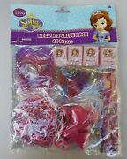 New Sofia The First Birthday Party Supplies Mega Mix Party Favors