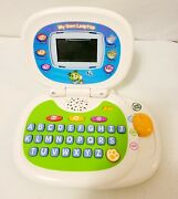 Leapfrog My Own Leaptop Learning Interactive Laptop System