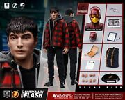 Youngrich Toys 1/6 Yr014 The Flash Male 12'' Action Figure Set Justice League
