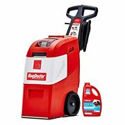 Orginal Rug Doctor Mighty Pro X3 Commercial Carpet Cleaner Pack Out Red