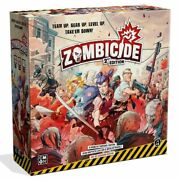 Zombicide 2nd Edition Base Game Board Game Asmodee Nib