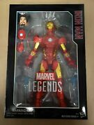 Marvel Legends Series 12and039and039 Inch Iron Man Action Figure 1/6 Scale Brand New