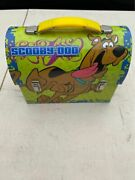 Vintage Scooby Doo Lunchbox Tin