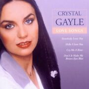 Crystal Gayle - Love Songs - Cd - Import - Mint Condition - Rare
