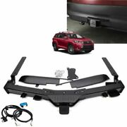 2014-2019 Highlander Tow Hitch And Wiring Non-limited Toyota Pt228-48174-kit